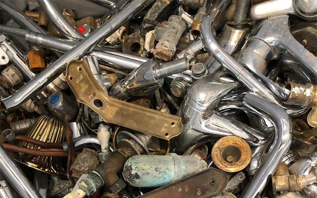 Residuos metalicos